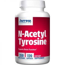 Jarrow Formulas N-Acetyl Tyrosine 350mg Caps 120