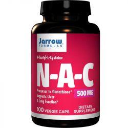 Jarrow Formulas NAC 500mg Caps 100