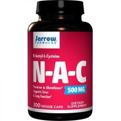 Jarrow Formulas NAC 500mg Caps 200