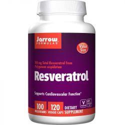 Jarrow Formulas Resveratrol 100mg Vegicaps 120