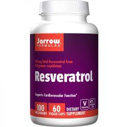 Jarrow Formulas Resveratrol 100mg Vegicaps 60