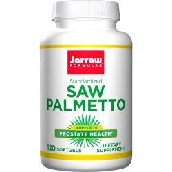 Jarrow Formulas Saw Palmetto Softgels 120