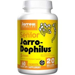 Jarrow Formulas Senior JarroDophilus Vegicaps 60