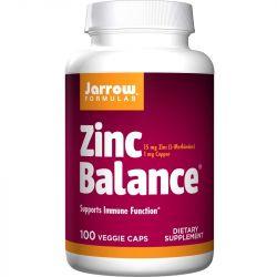 Jarrow Formulas Zinc Balance Caps 100