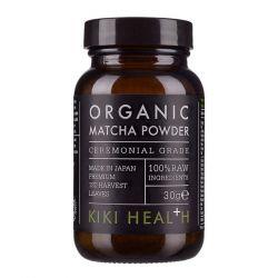 Kiki Health Organic Matcha Powder 30g