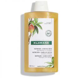 Klorane Mango Butter Shampoo 400ml