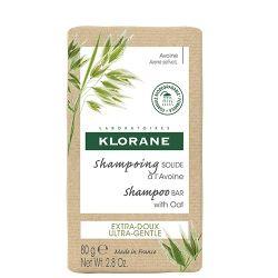 Klorane Softening Shampoo Bar with Oat 80g