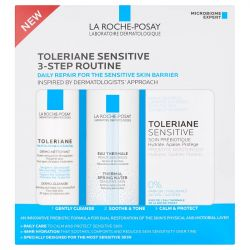 La Roche-Posay Toleriane Sensitive 3-Step Routine