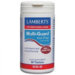 Lamberts Multi-Guard Iron Free Tabs 60