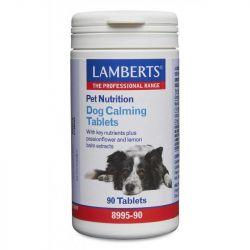 Lamberts Dog Calming Tablets 90