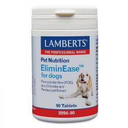 Lamberts EliminEase for Dogs Tablets 90