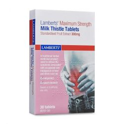 Lamberts Milk Thistle Tablets 60