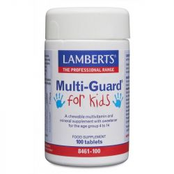 Lamberts Multi-Guard for Kids Tablets 100