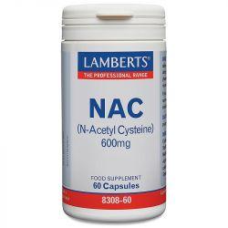 Lamberts N-Acetyl Cysteine (NAC) Caps 90