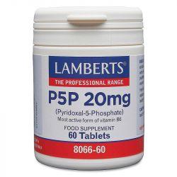 Lamberts P5P 20mg Tablets 60