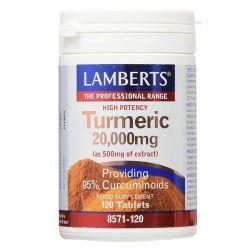 Lamberts Turmeric 20,000mg Tablets 120