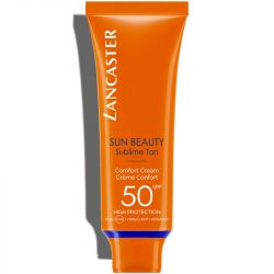 Lancaster Sun Beauty Sublime Tan Comfort Cream SPF50 50ml