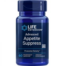 Life Extension Advanced Appetite Suppress Vegicaps 60