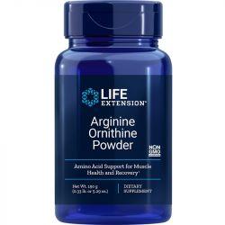 Life Extension Arginine Ornithine Powder 150g