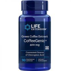 Life Extension CoffeeGenic Green Coffee Extract 400 mg Vegicaps 90