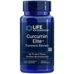 Life Extension Curcumin Elite Turmeric Extract Vegicaps 30