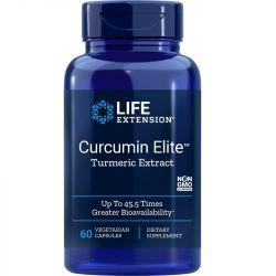 Life Extension Curcumin Elite Turmeric Extract Vegicaps 60