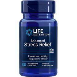 Life Extension Enhanced Stress Relief Vegicaps 30