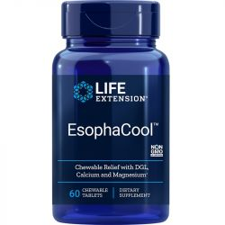 Life Extension EsophaCool Chew Tabs 60
