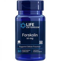 Life Extension Forskolin 10mg Vegicaps 60