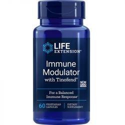 Life Extension Immune Modulator with Tinofend Vegicaps 60