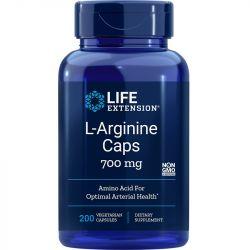 Life Extension L-Arginine 700mg Vegicaps 200