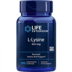 Life Extension L-Lysine 620mg Vegicaps 100