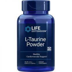 Life Extension L-Taurine Powder 300g