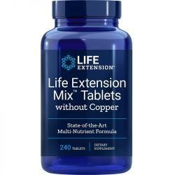 Life Extension Life Extension Mix without Copper Tabs 240