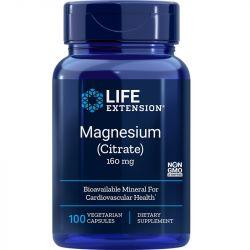 Life Extension Magnesium (Citrate) 160mg Vegicaps 100