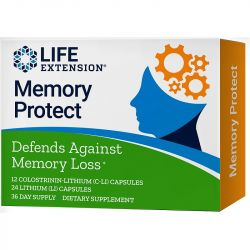 Life Extension Memory Protect Caps 36