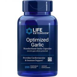 Life Extension Optimized Garlic Vegicaps 200