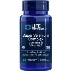 Life Extension Super Selenium Complex Vegicaps 100
