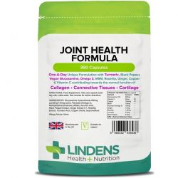 Lindens Joint Health Formula Capsules 360