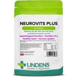 Lindens Neurovits Plus Tablets 90