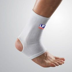 LP Supports Elasticated Ankle Support