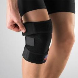LP Supports Extreme Knee Support Closed Patella 756CA – One Size Fits All