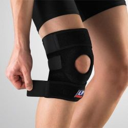 LP Supports Extreme Knee Support Open Patella – One Size Fits All