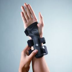 LP Supports Rigid Wrist Brace Left