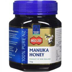 Manuka Health MGO 250+ Pure Manuka Honey 1kg