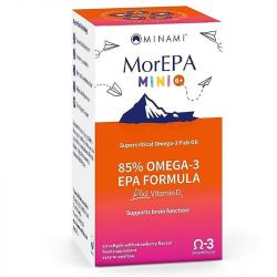 Minami Nutrition MorEPA Mini Junior Softgels 60
