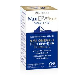 Minami Nutrition MorEPA Plus Softgels 60