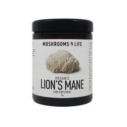 Mushrooms4Life Organic Lion's Mane 60g