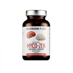 Mushrooms4Life Organic Myco-Zen Caps 60