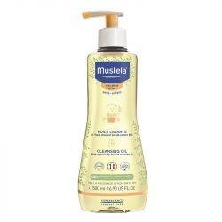 Mustela Cleansing Oil 500ml